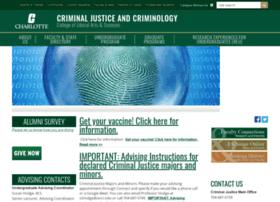 criminaljustice.uncc.edu