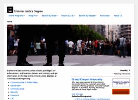 criminaljusticedegree.org