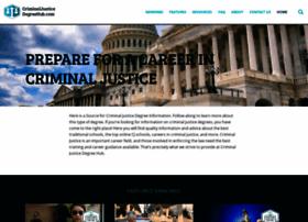 criminaljusticedegreehub.com