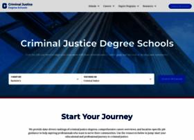 criminaljusticedegreeschools.com
