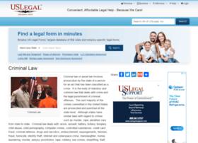 criminallaw.uslegal.com