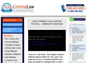 criminallawyersandiegoblog.com