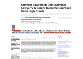 criminallawyersindia.wordpress.com