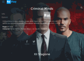 criminalminds.rai.it