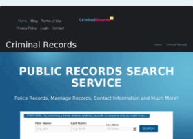 criminalrecordsfree.org