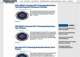 criminologistsboardexamresults.blogspot.com