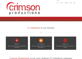 crimsonproductionsllc.com