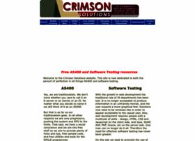 crimsonsolutions.co.uk