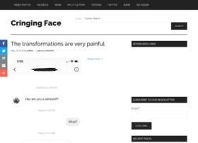 cringingface.com