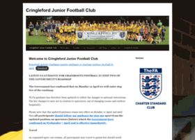 cringlefordjfc.co.uk