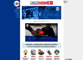 criotherm.com