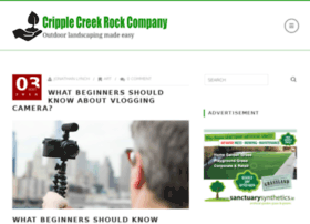 cripplecreekrockcompany.com