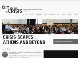 crisis-scape.net