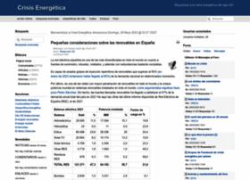 crisisenergetica.org