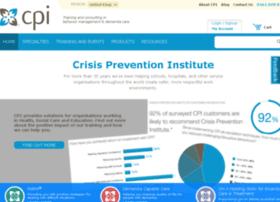 crisisprevention.co.uk