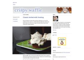 crispywaffle.com