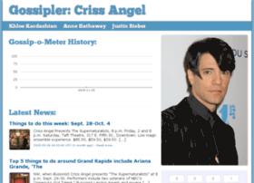 criss-angel.gossipler.com