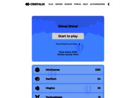 cristalix.ru