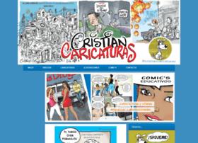 cristiancaricaturas.com