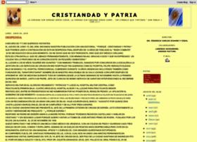 cristiandadypatria.blogspot.com
