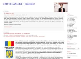 cristidanilet.wordpress.com