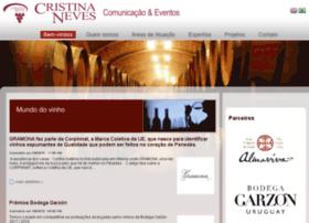 cristinaneves.com.br