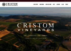 cristomwines.com
