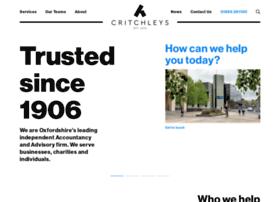 critchleys.co.uk