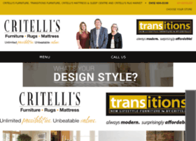 critellifurniture.com