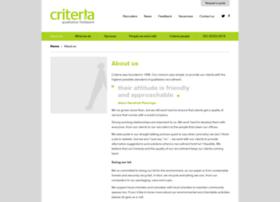 criteria.co.uk