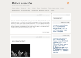 criticacreacion.wordpress.com