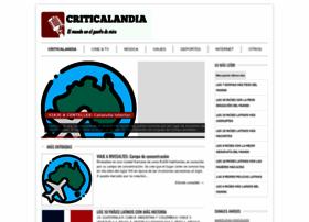 criticalandia.com