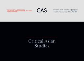 criticalasianstudies.org
