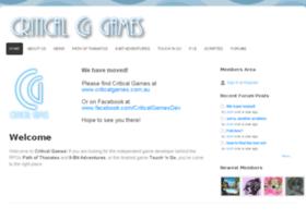 criticalgamesdev.webs.com