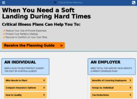 criticalillnessplanning.com