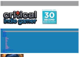 criticalindiegamer.com