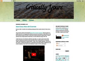 critically-yours.blogspot.com