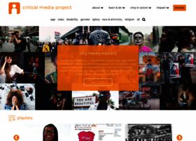 criticalmediaproject.org