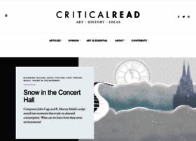 criticalread.org