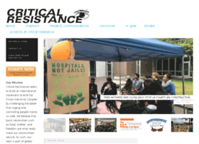 criticalresistance.org