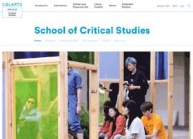 criticalstudies.calarts.edu