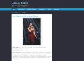 criticofmusic.com