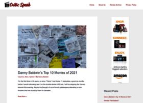 criticspeak.com
