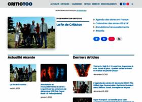 critictoo.com