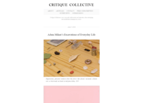 critiquecollective.com