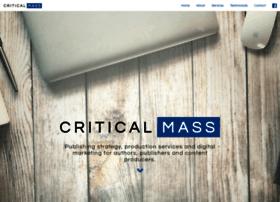 critmassconsulting.com