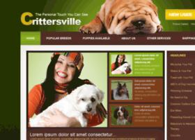 crittersvillepets.com