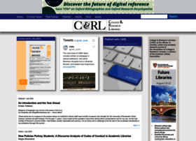 crl.acrl.org