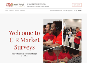crmarketsurveys.com