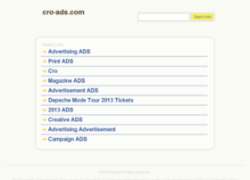 cro-ads.com